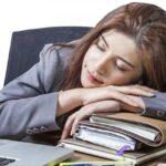 علت خواب آلودگی و خستگی چیست ؟